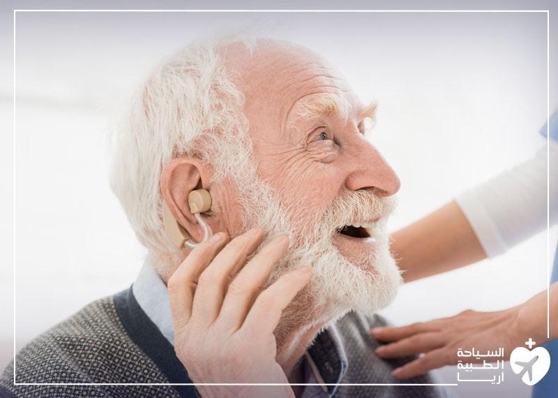 السماعات الطبية في ايران للتخلص من نفص السمع
