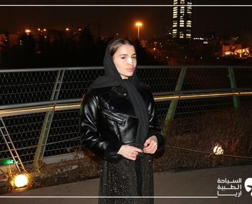 السياحة والتجميل في ايران