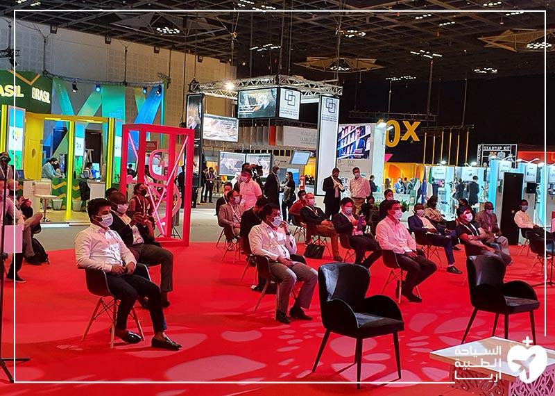 معرض جايتكس 2020 دبي مع أكثر من 350 متحدثاً من 30 دولة