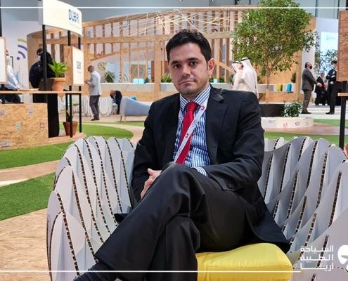 آريا مدتور في معرض جايتكس الأربعين دبي 2020