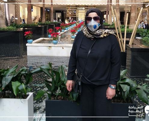 استمرار السياحة الطبية في ايران رغم وباء كورونا