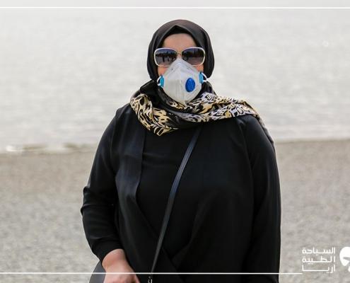السياحة والعلاج في ايران رغم وباء كورونا