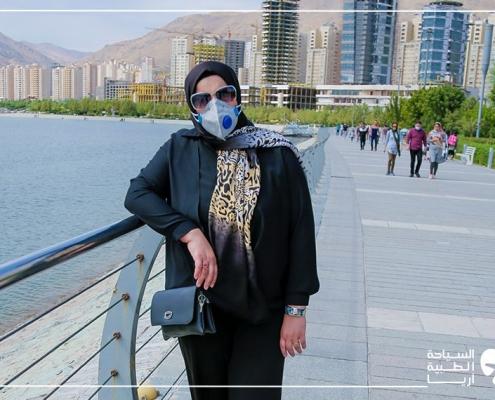 السياحة الطبية في ايران رغم وباء كورونا