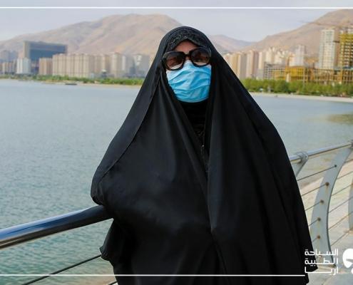 تجربة عملية الانف في ايران رغم وباء كوفيد-19