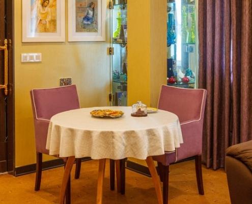 غرفة في فندق نيلو في طهران