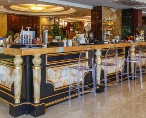 لوبي فندق نيلو في طهران