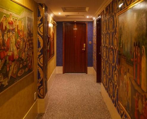 غرف فندق نيلو في طهران