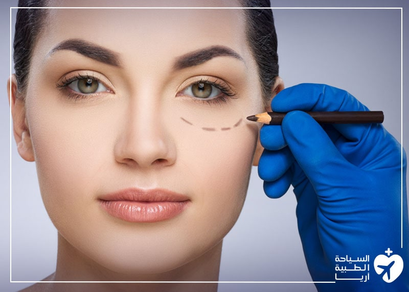 كيفية التحضير لعملية شد الوجه