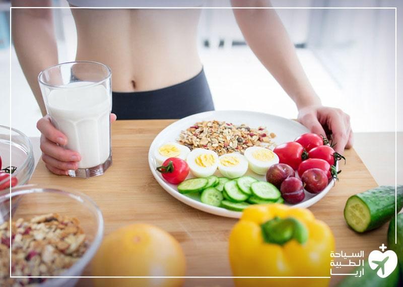 الفطور الصحي لإنقاص الوزن