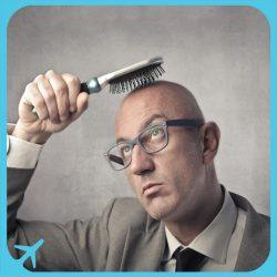 کاشت مو - طاسی - ریزش مو - کل- پیوند مو در جزئیات