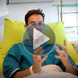 عمل جراحی استخوان در شفاخانه های ایران