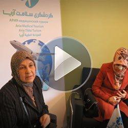 تجربة جراحة تجميل الأنف في ايران