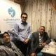 سفر زن عراقی برای درمان بیماری چشم