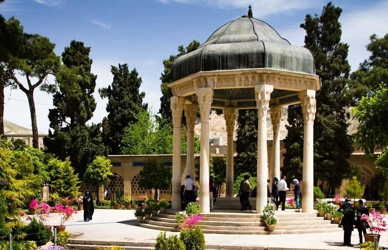 گردشگری سلامت در شیراز