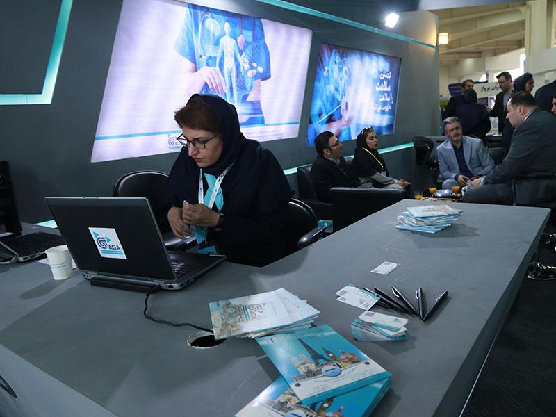 کنفرانس نمایشگاه بینالمللی گردشگری سلامت کشورهای عضو اکو