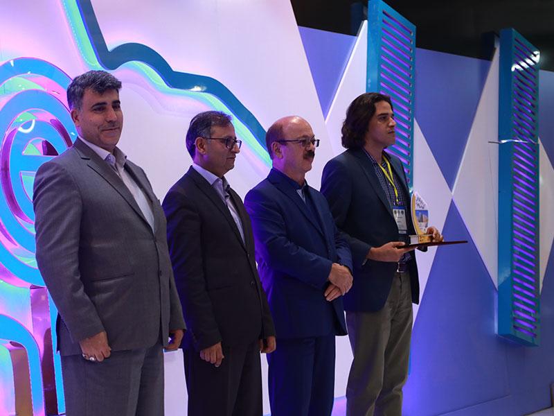 رضا جمیلی، استاندار اردبیل و دیگر سخنرانان کلیدی در اردبیل