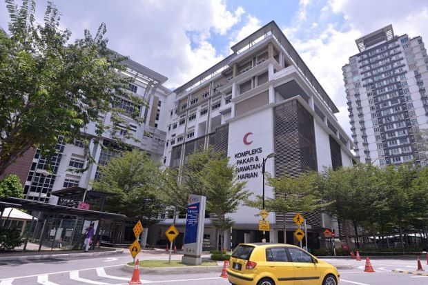 کیفیت بیمارستان و سیستم درمان در مالزی کوالالامپور