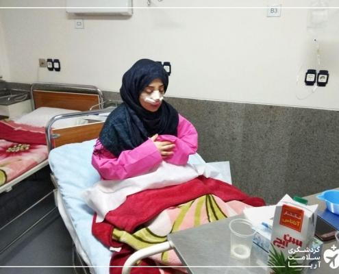 توریست سلامت در بیمارستان ایران