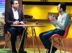 حضور هادی شجاری در شبکه چهار با آرش سروری