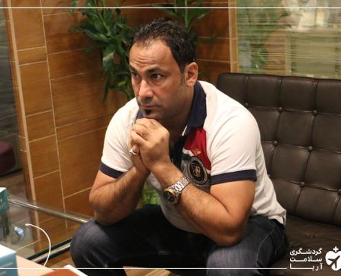 فیلمبردار عراقی برای عمل لازیک در ایران