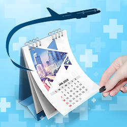تقویم رویدادهای گردشگری و گردشگری سلامت در ایران و جهان