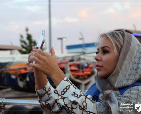 بیمار آریامدتور در تهران