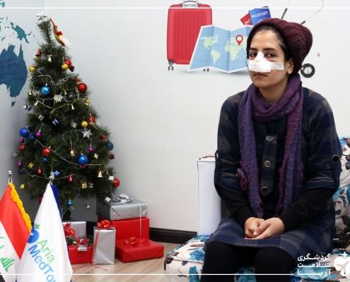 سفر گردشگر سلامت از عراق به ایران