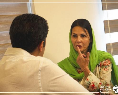 توریست خارجی در مطب جراح بینی ایرانی