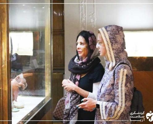 گردشگران سلامت از آمریکا در تهران