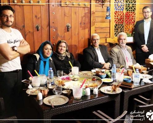 گردشگر سلامت از عراق در تهران