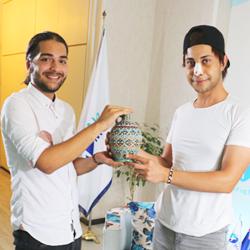 جوان استرالیایی در ایران برای عمل زیبایی