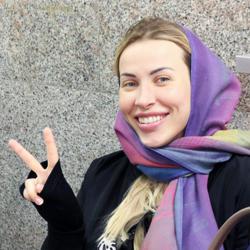 گردشگر خارجی در تهران