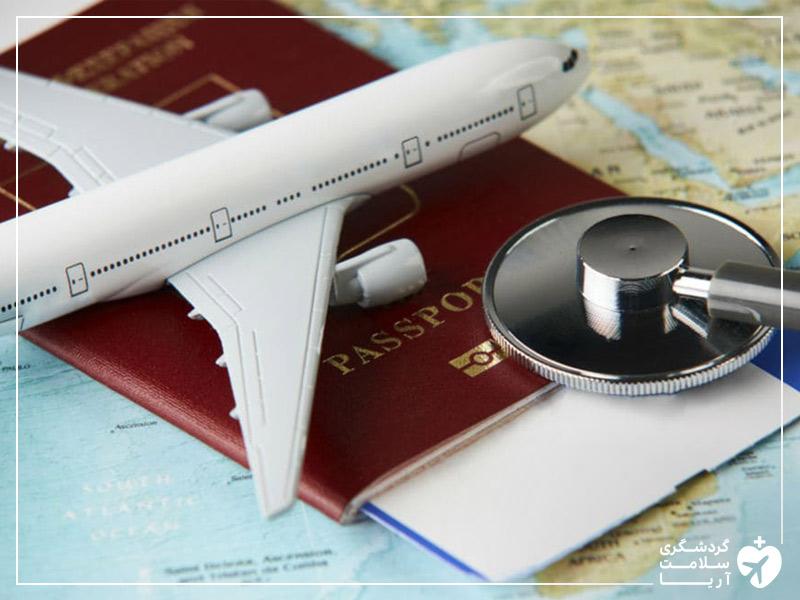ویزای پزشکی ایران
