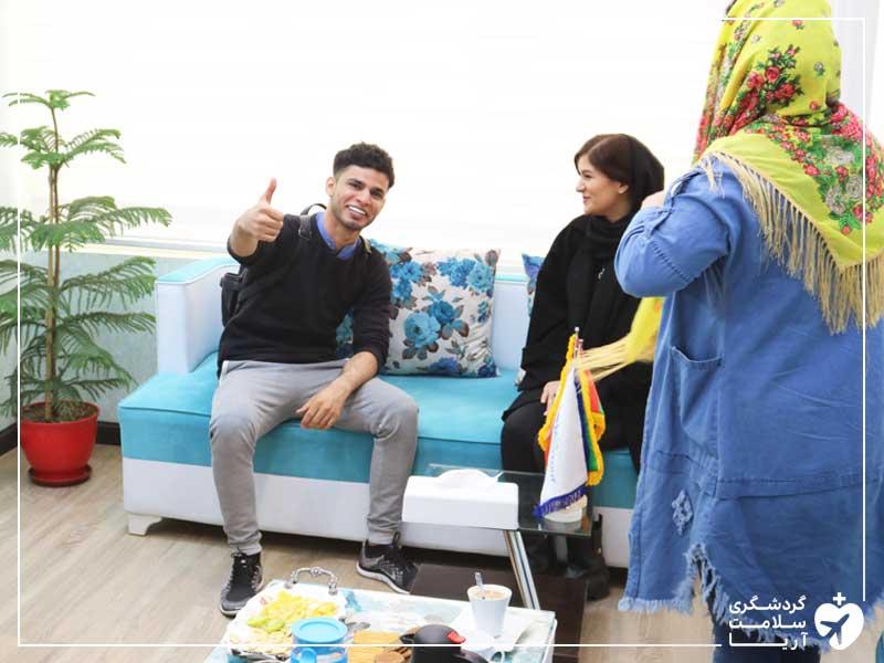 سفر درمانی به تهران برای امور دندانپزشکی
