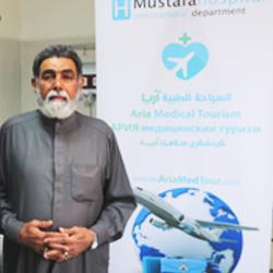 سفر درمانی مرد عرب به ایران