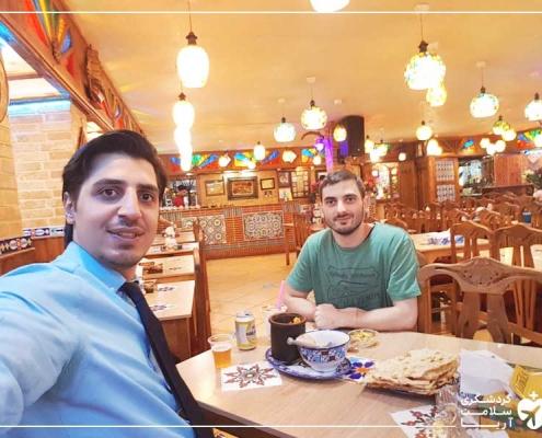 توریست سلامت و جراحی سینه در تهران