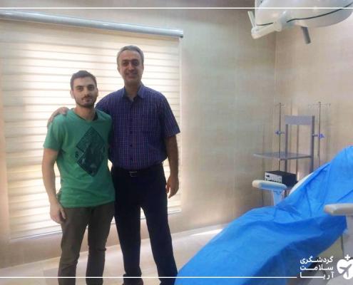 جراحی سینه گردشگر سلامت در بیمارستان ایرانی