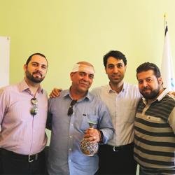 کاشت موی توریست عراقی در ایران