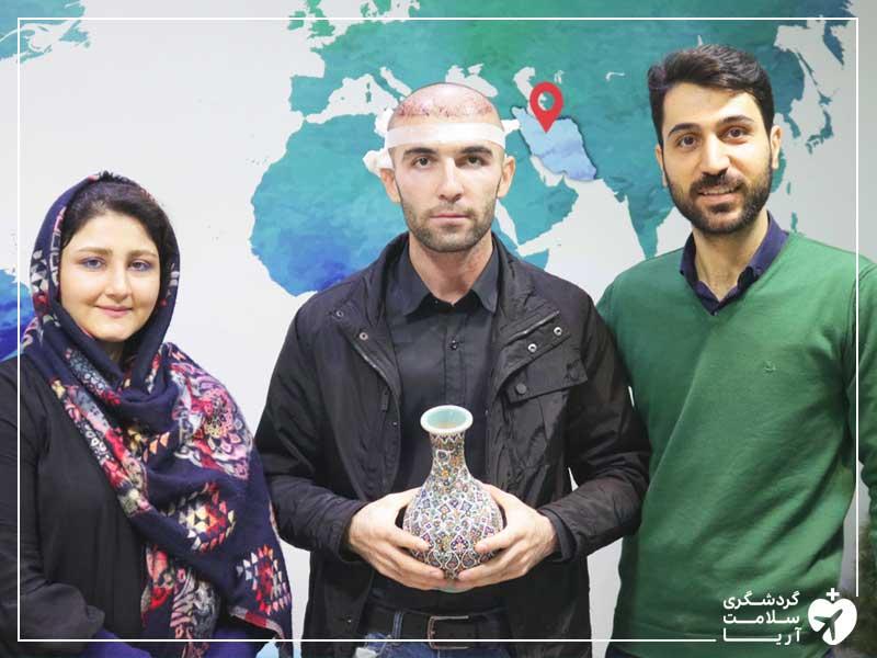 سفر پزشکی گردشگر خارجی به ایران