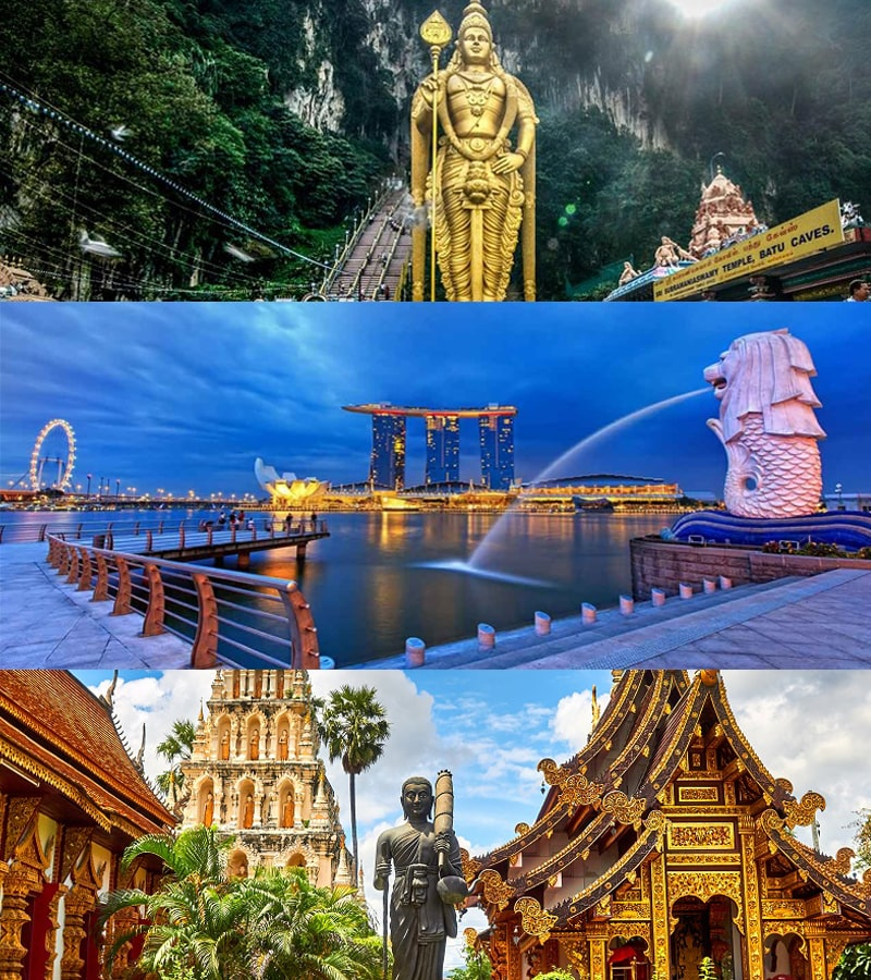 گردشگری سلامت مالزی و تایلند و سنگاپور