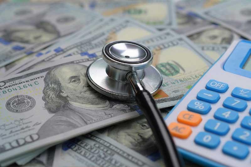 هزینه های پزشکی و درمانی