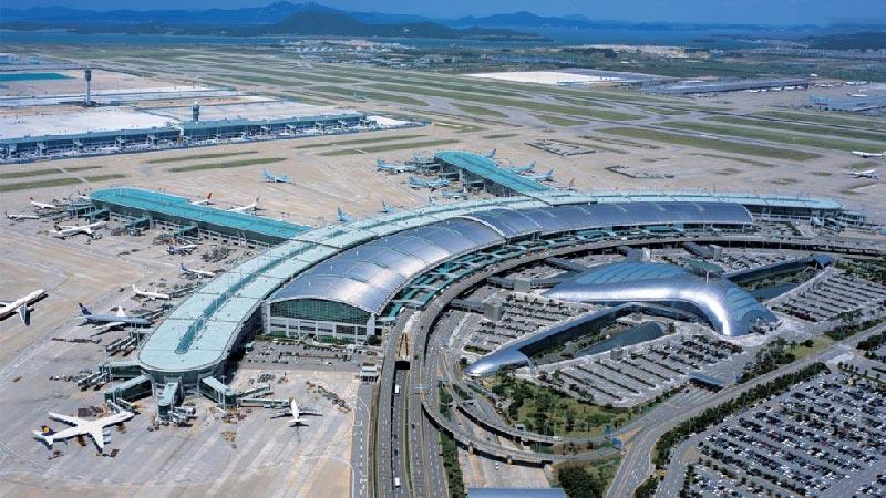 فرودگاه بینالمللی سئول