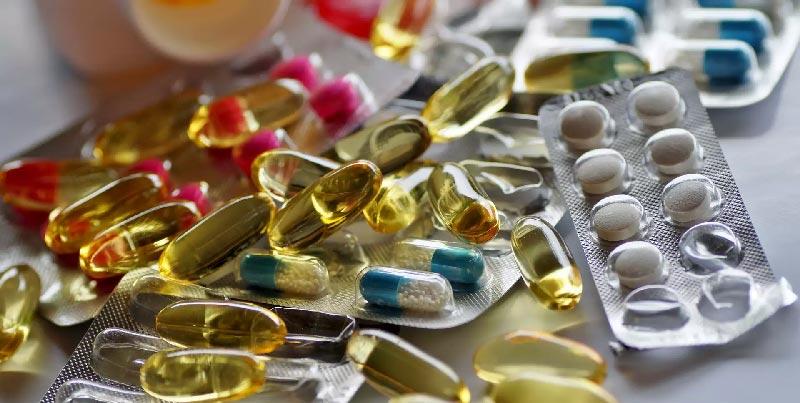 مسکن و آنتیبیوتیک