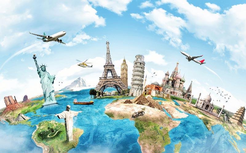 گردشگری و توریست