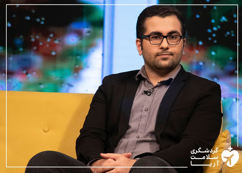 رضا رستگار در برنامه ما ایرانی ها شبکه 5 سیما