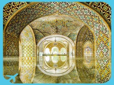 Golestan-Palace-medical-tourism-in-Iran-ariamedtour