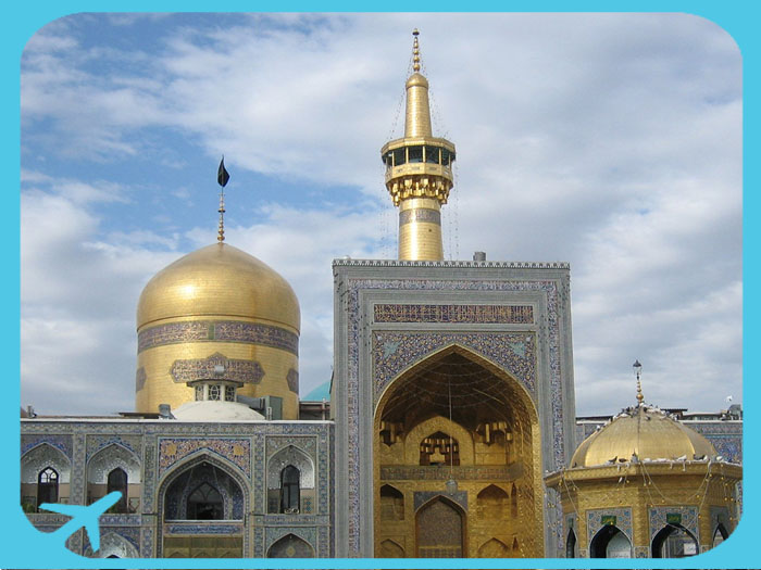 imam reza holy shrine religious hub of iran