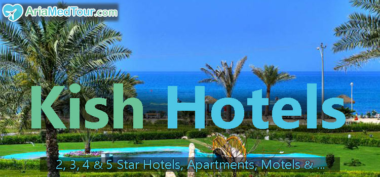 Kish hotels