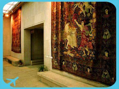 Carpet Meusiem in Tehran