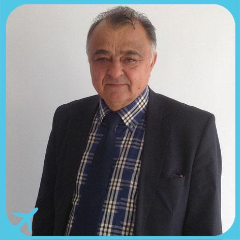 Dr Farhad Farid iranian orthopedics surgeon